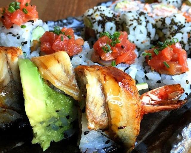 sushi lactancia