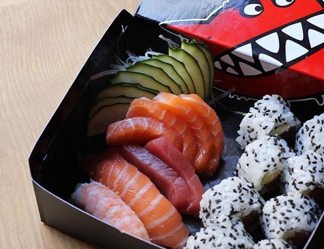 Monster Sushi Delivery